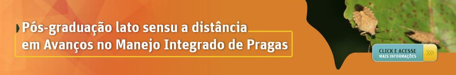 Pós-graduação em Manejo Integrado de Pragas e doenças
