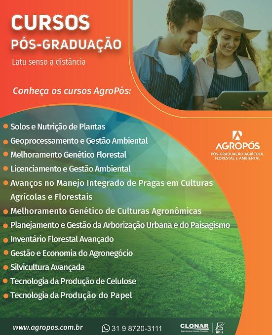 pós-graduação AgroPós