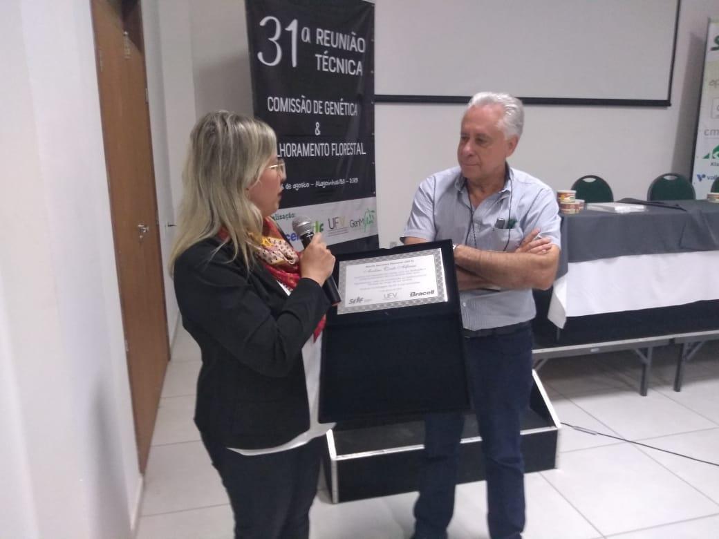 Professor Acelino Couto Alfenas