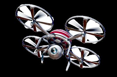 Drone de mapeamento aéreo