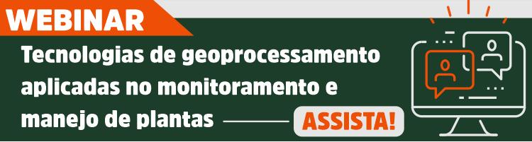 Tecnologias de geoprocessamento aplicadas no monitoramento e manejo de plantas