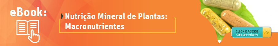 Nutrição Mineral de Plantas Macronutrientes