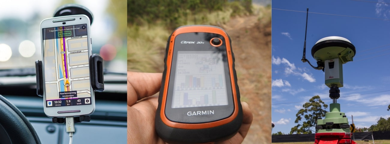 Sistema de Posicionamento Global (GPS)