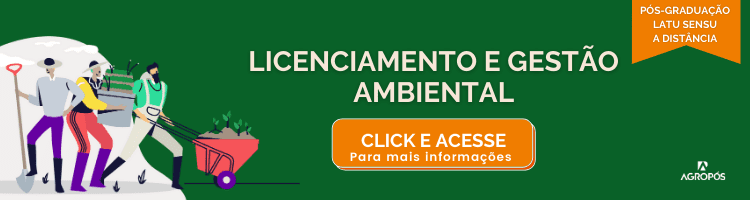 Licenciamento e Gestão Ambiental