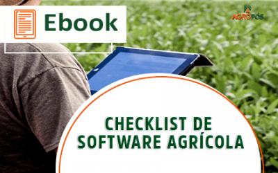 [EBOOK] Checklist Software agrícola.