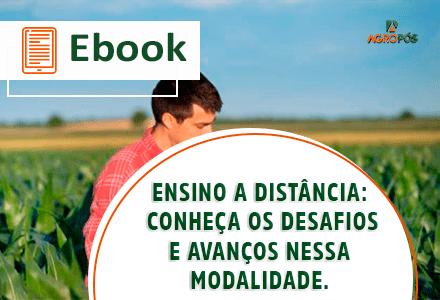 [EBOOK] Ensino a distância: conheça os desafios e avanços nessa modalidade!