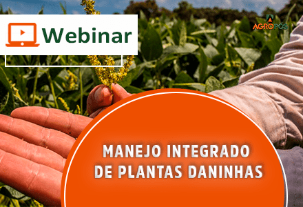 [WEBINAR] Manejo Integrado de Plantas Daninhas.