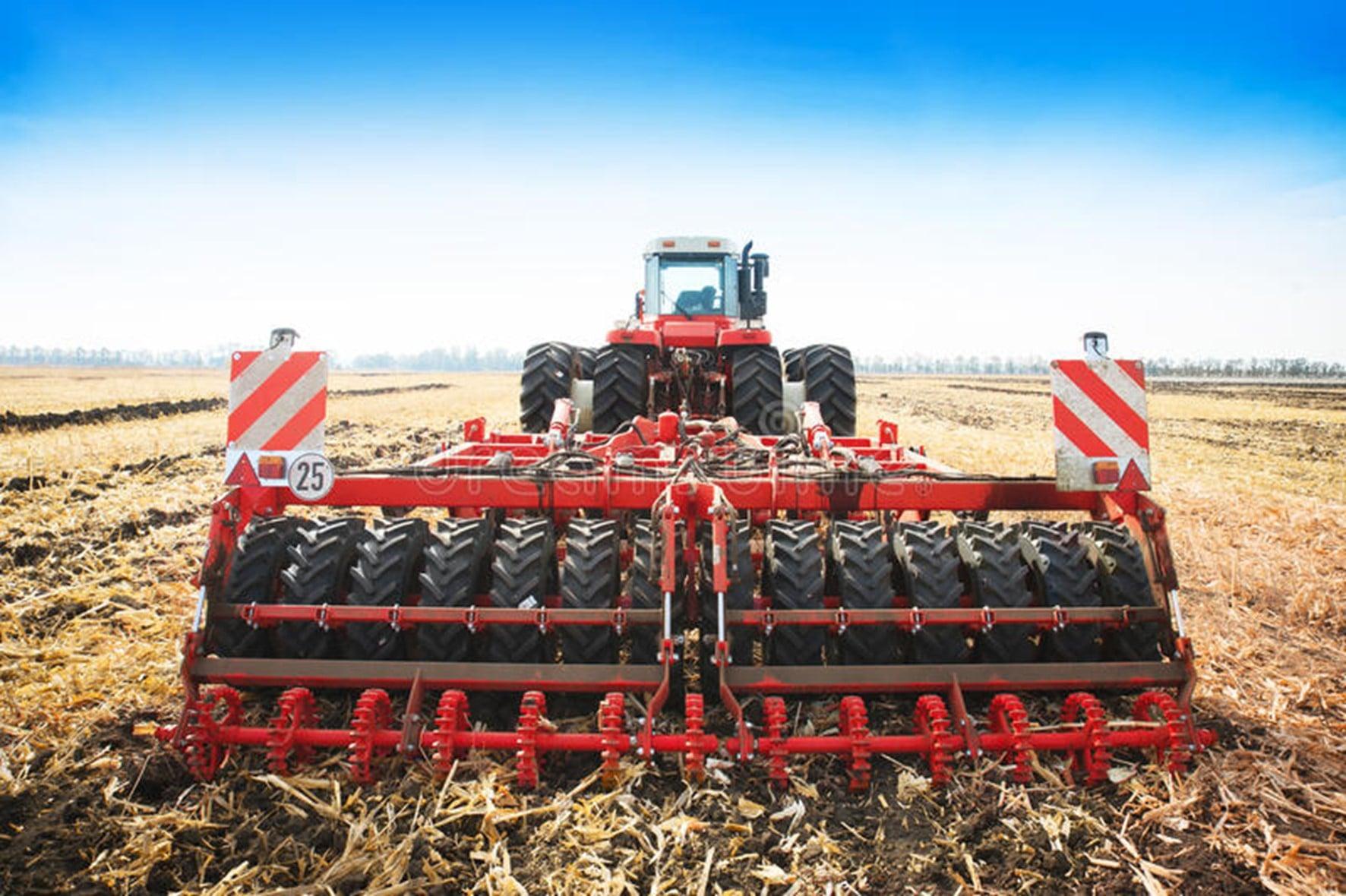 Implementos agrícolas - Arado Agrícola