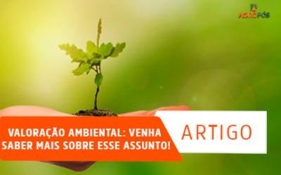 Valoração Ambiental: Venha Saber mais Sobre esse Assunto!