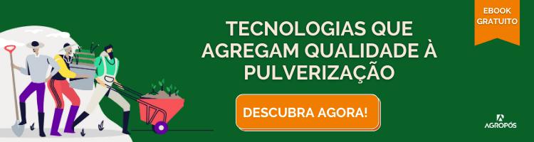 Tecnologias que agregam qualidade à pulverização