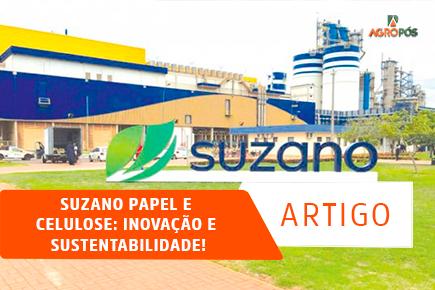 Suzano Papel e Celulose: Inovação e Sustentabilidade!