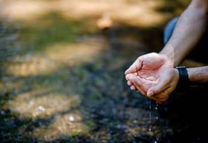 Preservação do Meio Ambiente - Cursos da água