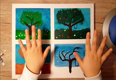 Educação Infantil- Estações do ano