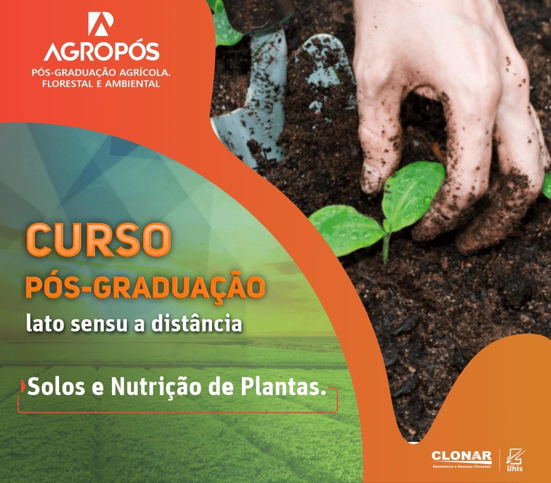 Solos e Nutrição de Plantas