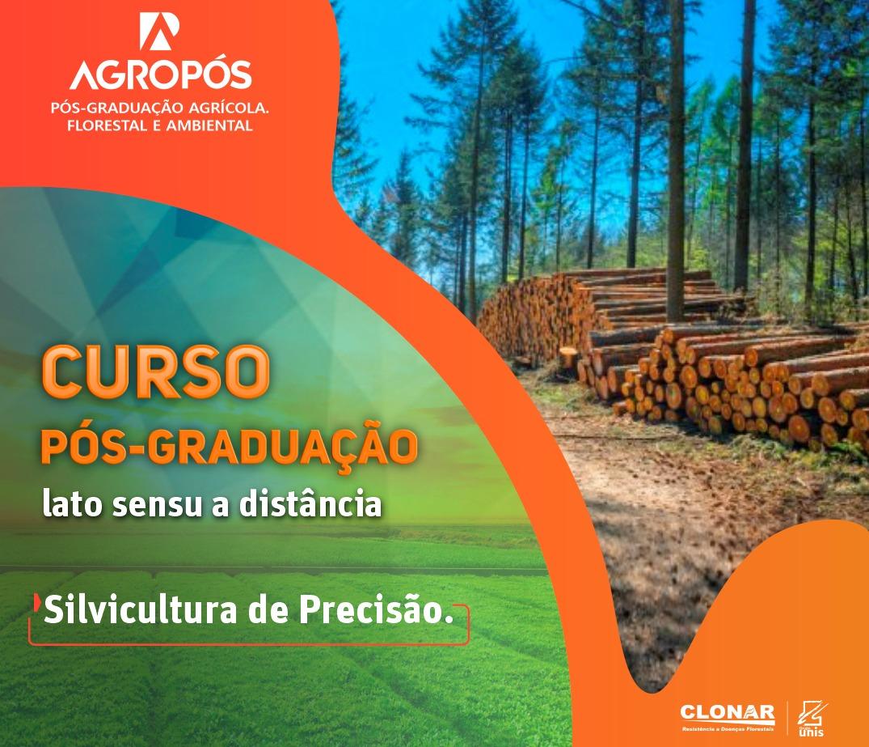 pós-graduação em silvicultura