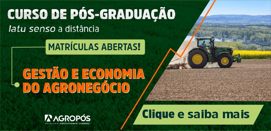Pós-Graduação em Gestão e Economia do Agronegócio