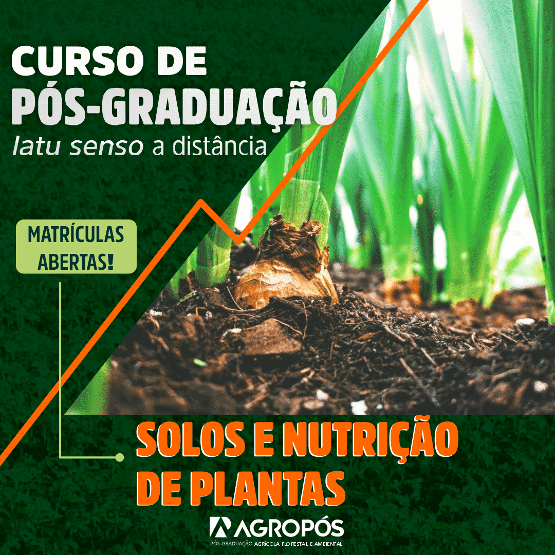 Pós-Graduação em Solos e Nutrição de Plantas