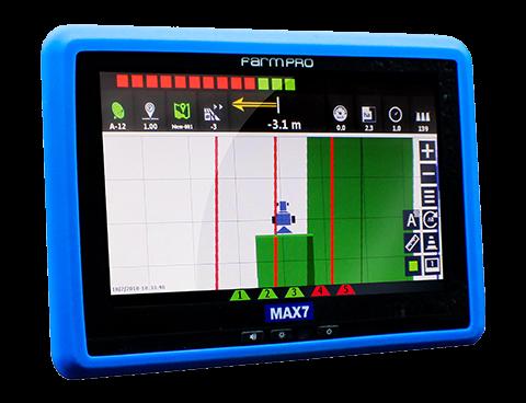GPS agrícola Farmpro