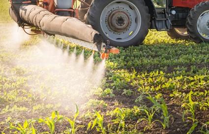 Pulverização Agricola