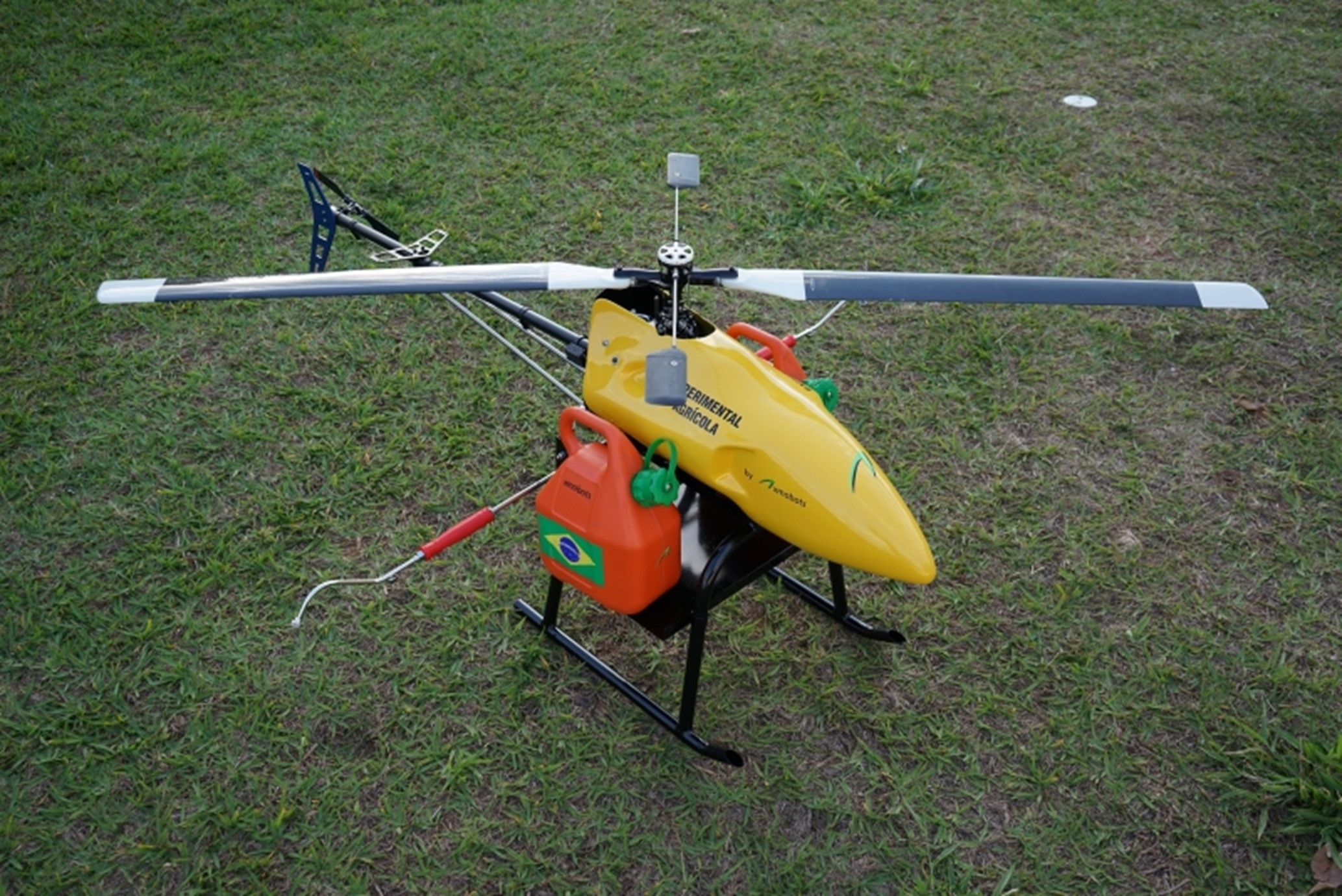 Drone Daxi 10A e Daxi 50ª