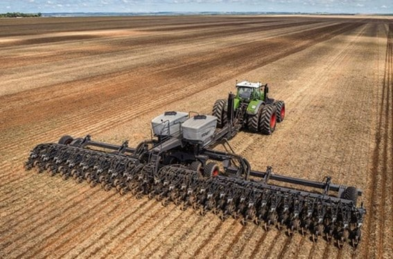 Maquinas Agrícolas: Plantadeira Agrícola