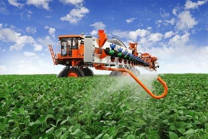 Maquinas Agrícolas: Pulverizador Agrícola
