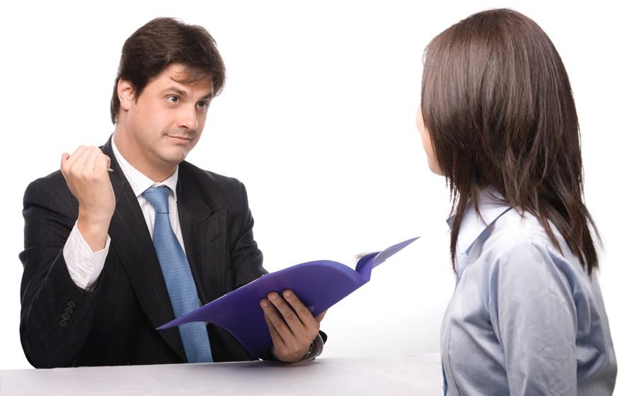 Entrevista do primeiro Emprego