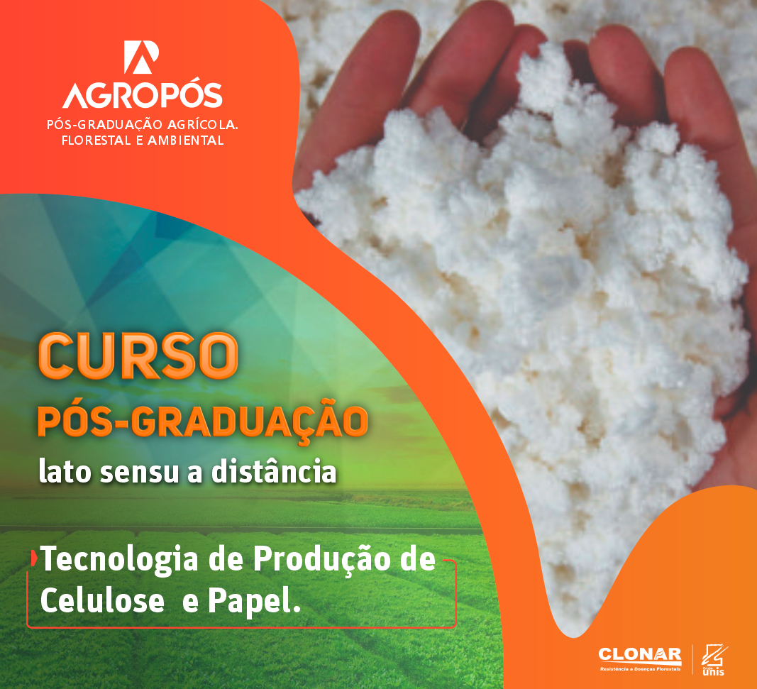 Tecnologia da Produção de Celulose e Papel
