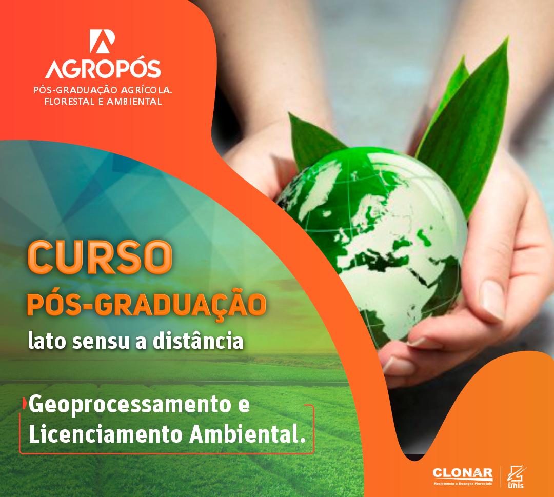 Geoprocessamento e Licenciamento Ambiental